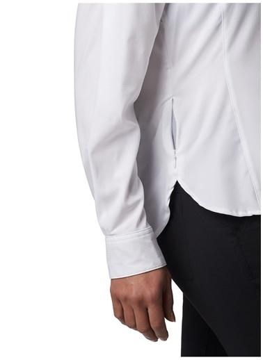 Columbia Columbia Kadın Beyaz Gömlek Beyaz